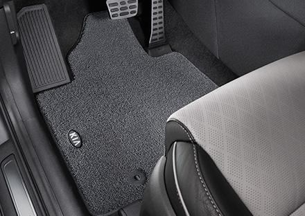Set de pisos de alfombra