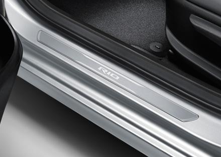 Moldura de puerta aluminio